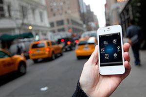 Control4-Smartphone